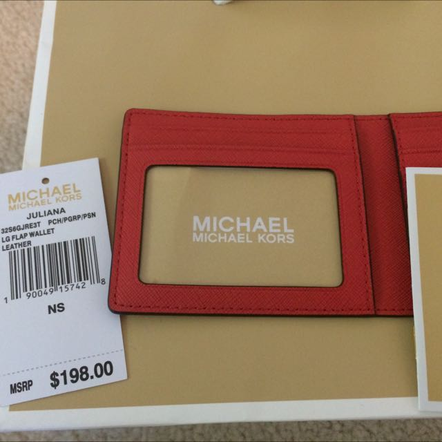 Michael Kors Large Card Holder