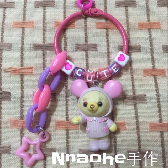 Nnaohe手作鑰匙圈