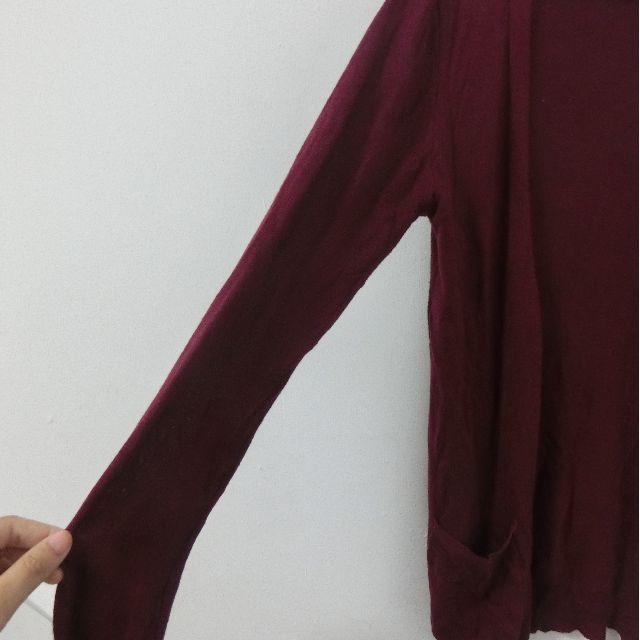 QS 針織罩衫