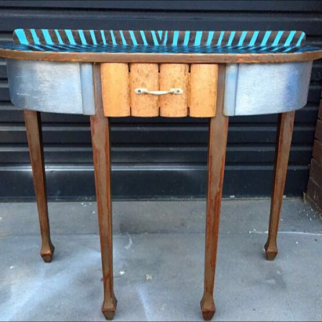 Retro Restored Table *PRICE REDUCTION*