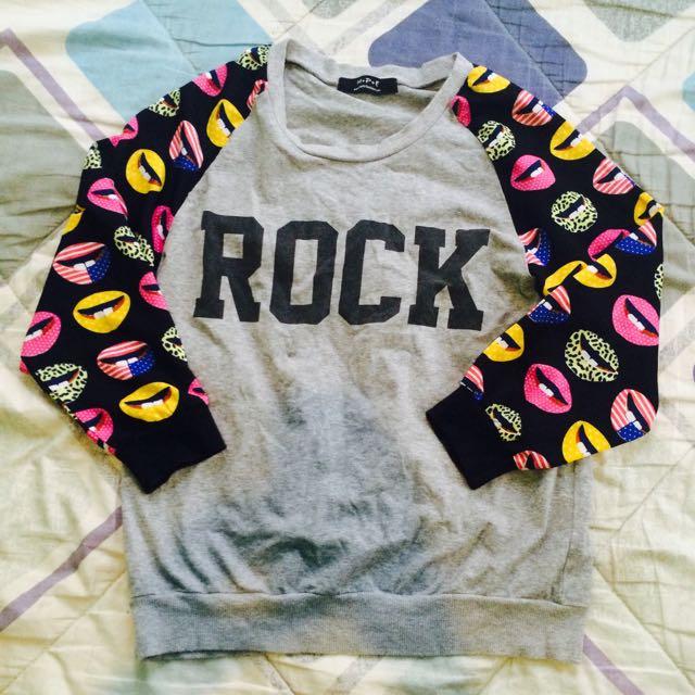 Rock Longsleeve