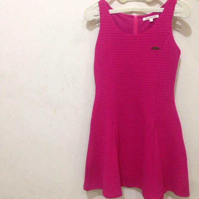 Romantic Pink Dress