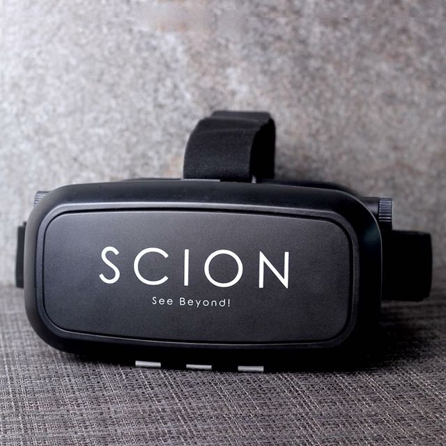 Scion VR Headset