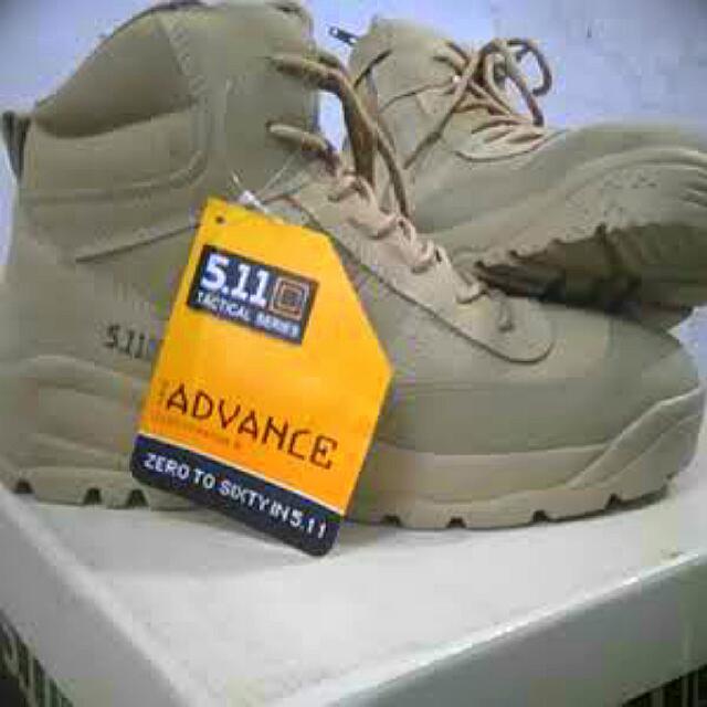 Sepatu 5.11 Jipper 6 Inchi