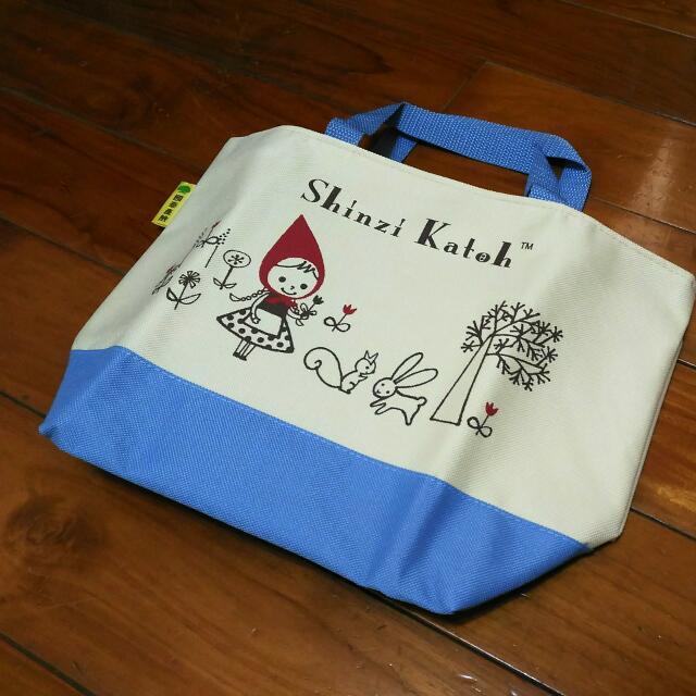 日本設計師 Shinzi Katoh(加藤真治) 小紅帽可愛提袋 Cute Bags with  Little Red Riding Hood (by Japanese designer)
