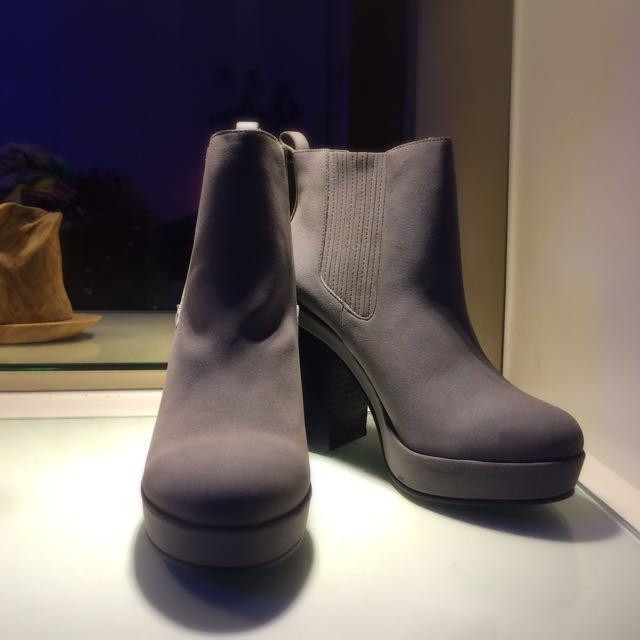 《全新》sophie&sam 靴