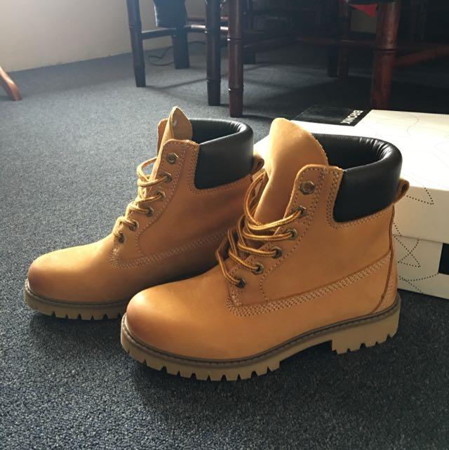 Bronx Work Boots