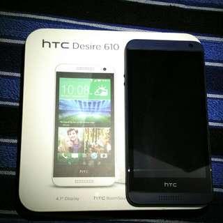 HTC Desire 610 (Navy Blue)