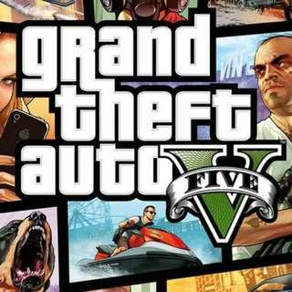 Grand Theft Auto V Rockstar edition PC
