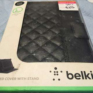 Belkin iPad Mini Quilted Cover With Stand