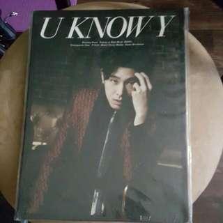 TVXQ TOHOSHINKI U-KNOW U KNOW Y Bigeast Solo Album