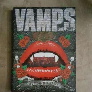 VAMPS Live TOUR 2012 DVD JAPAN VERSION
