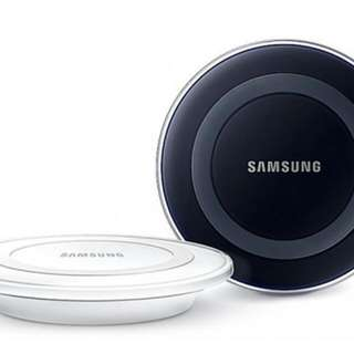 Samsung Wireless Charging Pad - BLACK