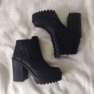 H&M High Heel Boots