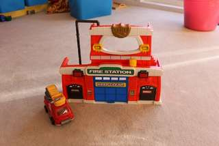 Toy - Fire Station