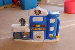 Toy - Police Station