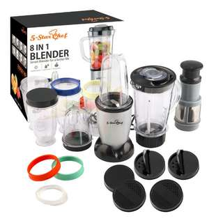 5 Star Chef Magic Blender 30PCS Fruit Juicer Mixer