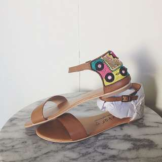 Betts Leather Sandals
