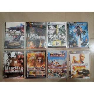 8 PC Games 2nd-hand