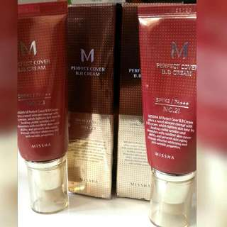 MISSHA BB CREAM SPF 42 /PA+++