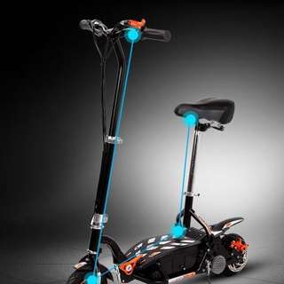 Electric Scooter Auto Mobile Bicycle