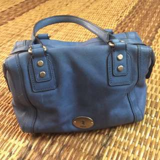 FOSSIL HANDBAG AUTHENTIC
