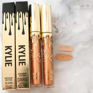 LAST!!! Authentic Limited Edition Kylie Jenner Liquid Lipstick in Lord