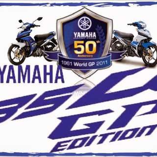 Yamaha 135 LC GP EDITION Cover Set