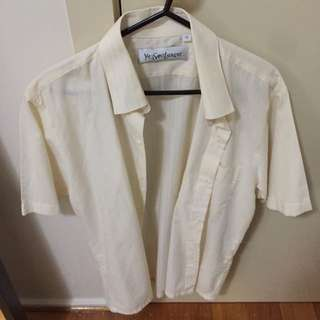 Vintage Yves Saint Laurent Shirt