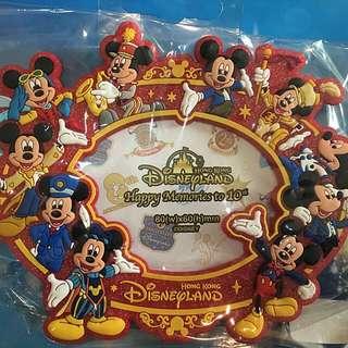 Mickey Magic Orchestra MAGNET FRIDGE (Limited edition 10th Disney Anniversary)