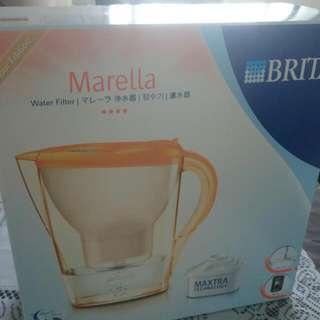 Branded Filtered Water Jar (color)
