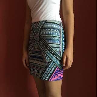 Stradivarius Bodycon Skirt