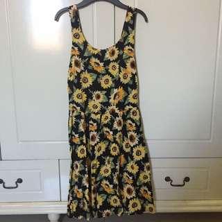 JAY JAYS Sunflower Dress