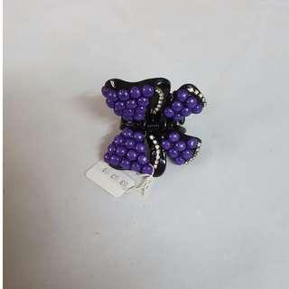 Hair Clip - Purple (030309)