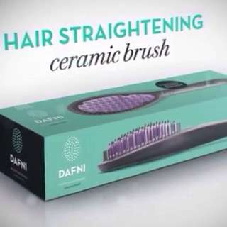 Dafni Ceramic Straightening Brush