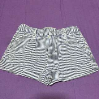 Gingersnaps Stripes Shorts