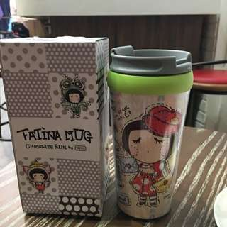 Fatina Coffee Mug 保冷䁔瓶