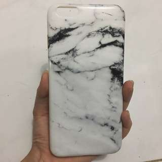 iPhone 6+ / 6s+ marble case