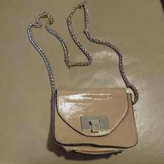 Seduce Patent Leather Bag