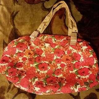 Billabong Shoulder Canvas Bag