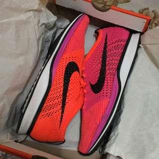 Nike Flyknit Racer Size 10.5