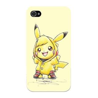 Pikachu Onesie Phone Case