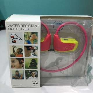 Water Ressistant MP3 Player