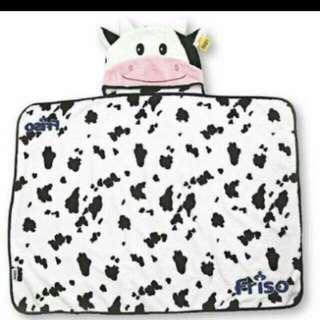 可愛乳牛多用途咕臣被Cushion