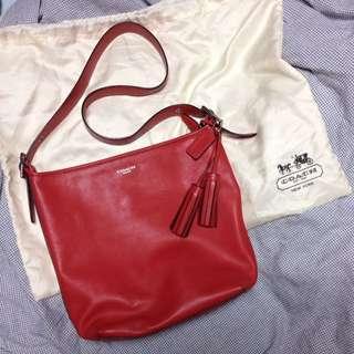 Coach Legacy Leather Duffle Shoulder Handbag