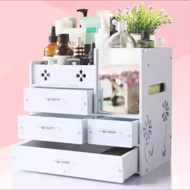 桌上型化妝盒