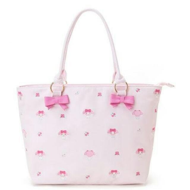 美樂蒂刺繡手提包