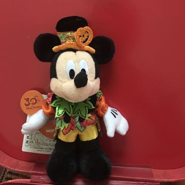 迪士尼。米奇 珠鍊吊飾 全新 日本帶回 30週年 限定