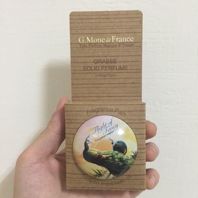 香膏 Grasse Solid Perfume
