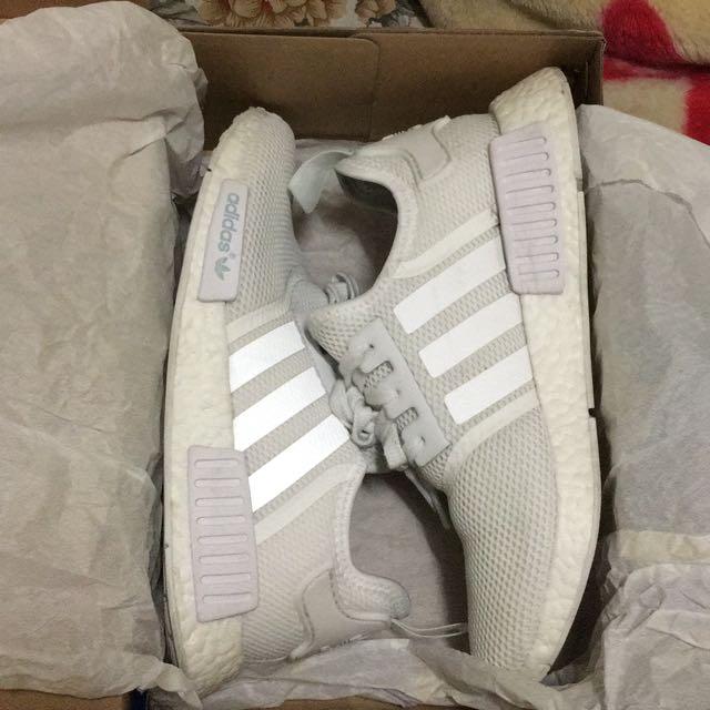 Adidas Triple White NMDS